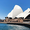 The Iconic Sydney Opera House.  by Trudee Hunter