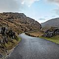 The Irish Road To The Pass  by John McGraw