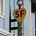 The Key To San Francisco by Richard Reeve