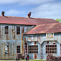 The Kirkpatrick Cotton Gin by JC Findley