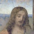 The Last Supper, 1495-97  Post Restoration by Leonardo Da Vinci