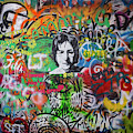 The Lennon Wall by Mark Duehmig
