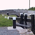 The Locks At Cloondara, Co. Longford by Val Byrne