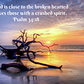 The Lord Is Near The Broken Hearted by Harriet Feagin