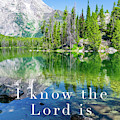 The Lord Is With Me by Aaron Geraud