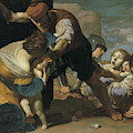 The Massacre Of The Innocents  After       by Massimo Stanzione