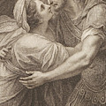 The Meeting Of Ulysses And Penelope by John Francis Rigaud