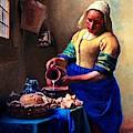 The Milk Maid by Thomas Toomey