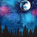 The Moon by ArtMarketJapan