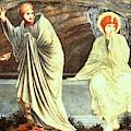 The Morning Of The Resurrection 1882 by BurneJones Edward
