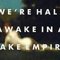 The National Fake Empire Print by Georgia Fowler