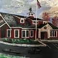 The New Dover, Nh Branch by Francois Lamothe