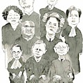 The New Supreme Court by Barry Blitt