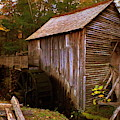 The Old Grist Mill by Scott Heaton