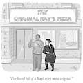 The Original Ray's by Ellis Rosen