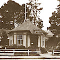 The Pacific Grove Museum Was Founded In 1883. by California Views Archives Mr Pat Hathaway Archives