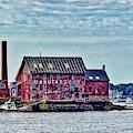 The Paint Factory, Gloucester, Massachusetts by Scott Hufford