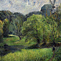 The Queens Mill by Paul Gauguin