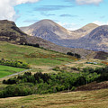 The Road To Beinn Na Caillich by Nicholas Blackwell