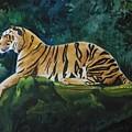 The Royal Bengal Tiger by Bishnupriya Borkakoty