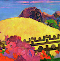 The Sacred Mountain - Digital Remastered Edition by Paul Gauguin
