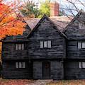 The Salem Witch House by Jeff Folger