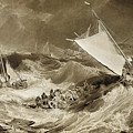 The Ship Wreck, 1807 by Charles Turner