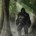 The Skunk Ape by Daniel Eskridge