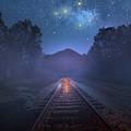 The Stars Of Locust Ridge by Mark Andrew Thomas