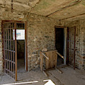 The Stone Jailhouse Interior by Jim Thompson