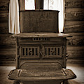 The Stove In The Cabin by Kirt Tisdale