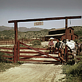 The T-bar Ranch by Tom Kelley Archive