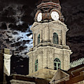 The Tarrant County Courthouse by JC Findley