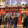 The Temple Bar Dublin by John McGraw