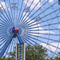 The Texas Star Ferris Wheel 724 by Rospotte Photography