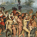 The Triumph Of Bacchus by After Giulio Romano