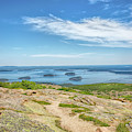 The View From Cadillac Mountain by John M Bailey