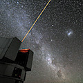 The Vlts Laser Guide Star by New Digital Museum
