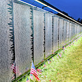 The Wall That Heals At Crystal Bridges Buckyball by Gregory Ballos