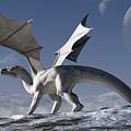 The White Dragon by Daniel Eskridge