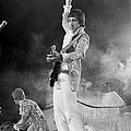 The Who Perform In Flint For Keiths 20th by Michael Ochs Archives