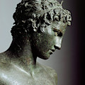 The Young Man Of Marathon by Praxiteles