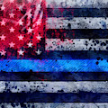 Thin Blue Line by Dan Sproul