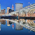 This Is Cleveland II by Frozen in Time Fine Art Photography