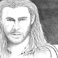 Thor by Jennifer Campbell Brewer
