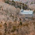 Thorncrown Worship Center Of The Ozark Mountains - Eureka Springs Arkansas by Gregory Ballos