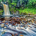 Thornton Force Waterfall by David Ross