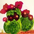 Three Amigos  by Marcia Breznay