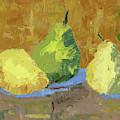 Three Pears by David King