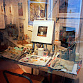 Through An Artists Window by Terri Waters